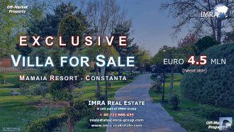 Exclusive Villa for Sale - Mamaia Resort