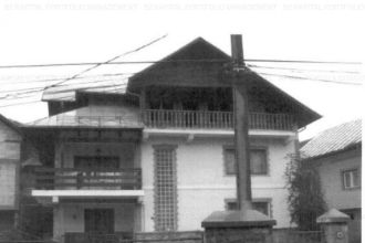 Casa + teren sat Piatra comuna Runcu