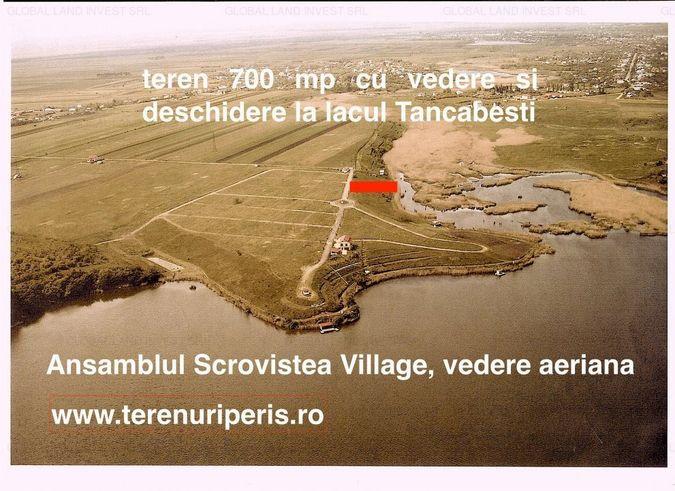 Teren 700 Mp De Vanzare In Snagov Imoradar24