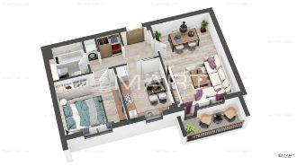 Apartament 2 camere, decomandat, zona Tractorul, Comision %