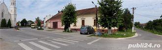 Vand casa si gradina mare, central, Buteni, jud. Arad. Loc ideal pentru comert/gradinita/cresa/casa batr.