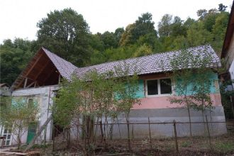 Vand sau schimb casa mare cu acoperis NOU la Anina