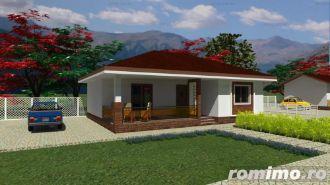 Casa noua, 3 camere si dependin?e in Sabareni