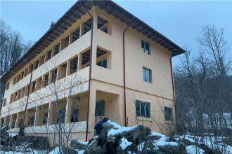 Imobil pensiune 741 mp Chiojdu Buzau
