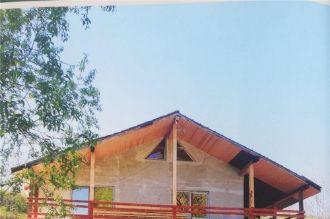 Casa de vacanta intr-un sat montan