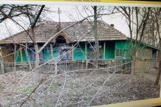 Vand casa la tara in judetul Botosani, comuna Ungureni, sat Iepureni