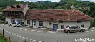 Proprietar vand casa la sat de munte